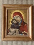 Mастерская изготовит православные иконы ручной работы на дереве