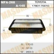 Фильтр воздушный A-145 Masuma MFA-268 AY120TY028,1780170010