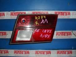 Вставка багажника Nissan Sunny 14 98 #B14 4774R