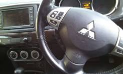 Подушка безопасности. Mitsubishi Lancer X Mitsubishi Galant Fortis, CY4A Двигатель 4B11