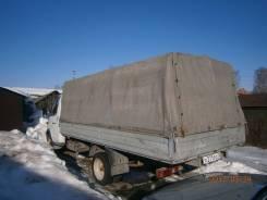 ГАЗ 330202. Газ 330202, 2 890 куб. см., 3 500 кг.