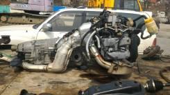 Подушка двигателя. Subaru Forester, SG5 Двигатель EJ205