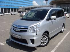 Аренда Тойота Ноах 2011 г. в. без водителя от 1900 р. КАСКО. ДВ Регион