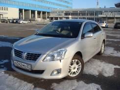 Прокат Тойота Премио 2010 г. в. без водителя от 1800 р. КАСКО. ДВ Регион