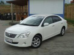 Прокат Тойота Премио 2009 г. в. без водителя от 1800 р. КАСКО. ДВ Регион