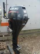 Suzuki. 9,90л.с., 4х тактный, бензин, нога L (508 мм), Год: 2011 год