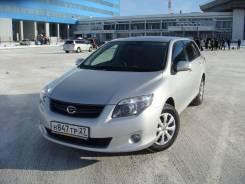 Прокат Тойота Филдер 2011 г. в. 1.8 л. 4WD. от 1600 р. КАСКО. ДВ Регион. Без водителя