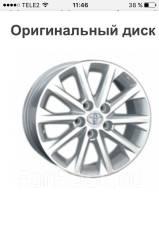 Диски Toyota с резиной. x16 3x98.00, 5x114.30