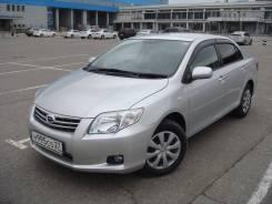 Прокат Тойота Аксио 2010 г. в. без водителя от 1400 р. КАСКО. ДВ Регион