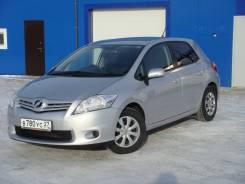 Прокат Тойота Аурис 2010 г. в. без водителя от 1300 р. КАСКО. ДВ Регион