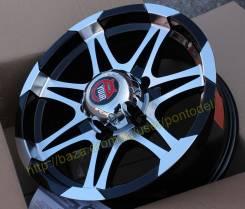 Ё-Wheels. 7.0x16, 5x139.70, ET0, ЦО 108,5мм.