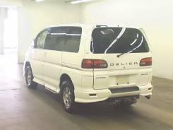 Спойлер на заднее стекло. Mitsubishi Delica Space Gear, PD6W, PD8W, PA4W Mitsubishi Delica