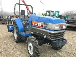 Iseki. Продаю трактор, 1 300 куб. см.