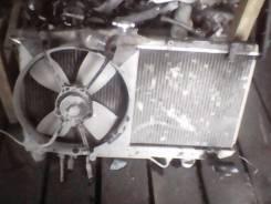 Радиатор охлаждения двигателя. Toyota Corona, ST170 Toyota Carina, ST170 Toyota Carina II, ST171 Двигатели: 4SFI, 4SFE, 3SFE