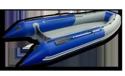 Аквилон СВ-460. Год: 2017 год, длина 4,68м., двигатель подвесной, 40,00л.с., бензин. Под заказ