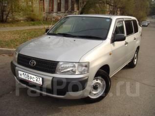 Прокат Тойота Пробокс 2011 г. в. без водителя от 1000 р. КАСКО. ДВРегион