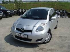 Прокат Тойота Витц 2009 г. в. без водителя от 950 р. КАСКО. ДВ Регион