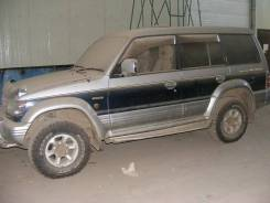 Mitsubishi Pajero. V45W, 6G74