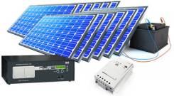 Солнечная электростанция 'Комфорт на даче'