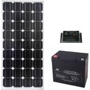 Солнечная электростанция для автономного освещения 'Свет-100'
