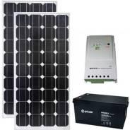 Солнечная электростанция для автономного освещения 'Свет-300'
