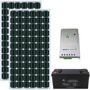 Солнечная электростанция для автономного освещения 'Свет-400'