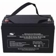 Аккумулятор гелевый 12 вольт 100 ампер*час