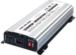 Инвертор ИС-12-1500 СибКонтакт 12 вольт 1500 Вт чистый синус