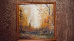 Продам картину художника Льва Скобелина. Оригинал