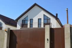 Купить дом в Новороссийске, элитный пригород. Прибойный переулок, р-н Южный, площадь дома 155 кв.м., скважина, электричество 15 кВт, отопление электр...