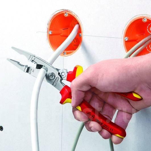 Услуги электромонтажников.