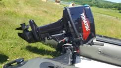 Tohatsu. 15,00л.с., 2-тактный, бензиновый, нога S (381 мм), Год: 2015 год. Под заказ