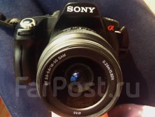 Sony Alpha DSLR-A390 Kit