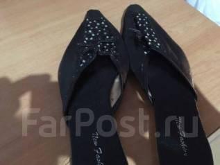Туфли домашние. 39, 40