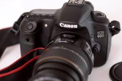 Canon EOS 60D. 20 и более Мп, зум: 3х