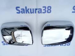 Накладка на зеркало. Nissan X-Trail, NT31