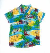 Рубашки. Рост: 104-110, 110-116, 116-122 см