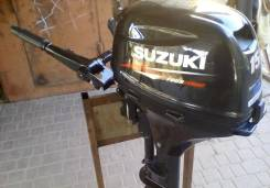Suzuki. 15,00л.с., 2х тактный, бензин, нога S (381 мм), Год: 2013 год. Под заказ