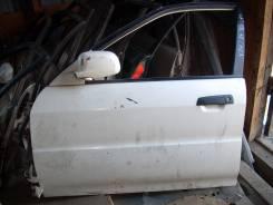 Дверь боковая. Mitsubishi Lancer, CM2A