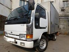 Nissan Atlas. 4WD, Полная пошлина, ПТС оригинал, Один хозяин. Категория В., 2 700 куб. см., 1 500 кг.
