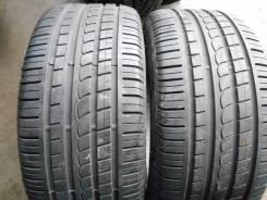 Pirelli P Zero Rosso. Летние, 2014 год, износ: 30%, 2 шт