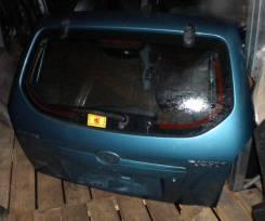 Крышка багажника. Hyundai Tucson