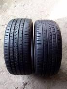 Pirelli P Zero Rosso. Летние, 2014 год, износ: 10%, 2 шт
