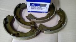 Колодки стояночного тормоза (58305-2PA10) на Hyundai Santa Fe (2010- ) / Оригинал