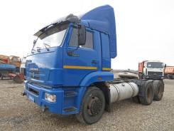 Камаз 65116. - седельный тягач 2012г. в., 6 700 куб. см., 15 500 кг.