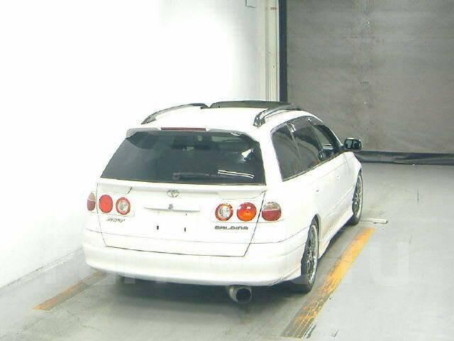 Накладка на стоп-сигнал. Toyota Caldina, ST215, ST215G, ST215W