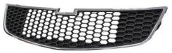 Решетка радиатора. Chevrolet Cruze, J305, J300 Двигатели: F16D3, F18D4, Z18XER