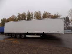 Kassbohrer. Полуприцеп, 30 000 кг.