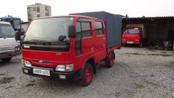 Nissan Atlas. Бывшая пожарка пробег 15 тыс км, 3 200 куб. см., 1 500 кг.