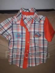 Рубашки. Рост: 110-116, 116-122 см